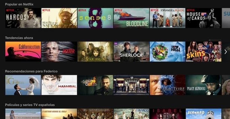 Netflix o Movistar, ¿quién tiene el mejor catálogo?