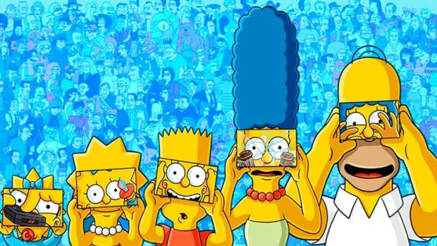 """""""Los Simpsons"""" emiten sus predicciones para 2021"""