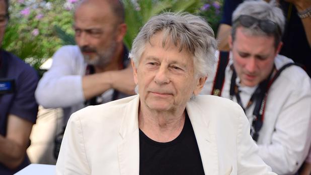 Roman Polanski, en el Festival de Cannes de 2017