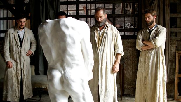 Vincent Lindon interpreta a Auguste Rodin