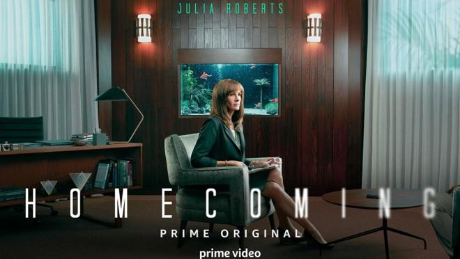 Julia Roberts protagoniza «Homecoming»