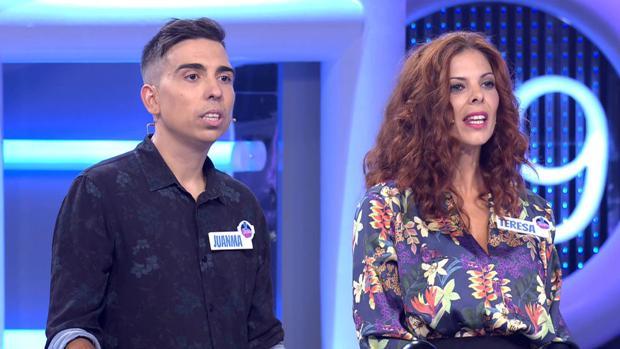 Juanma y Teresa se fueron con las manos vacías por un error garrafal en «El concurso del año»