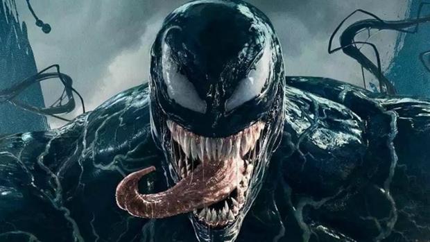 Venom Para Dibujar Animado