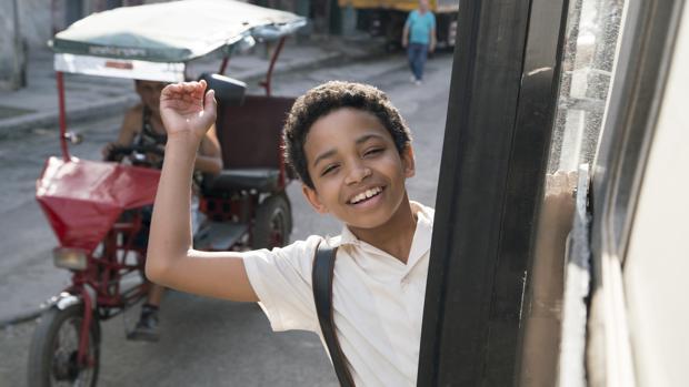 Edison Manuel Olvera encarna la infancia de Carlos Acosta, Yuli, en La Habana