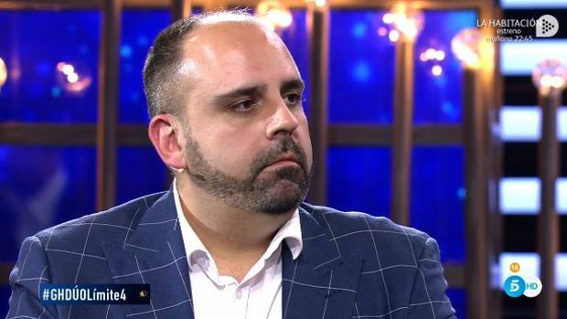 Julio Ruz, este martes en «GH Dúo: Límite 48 Horas»