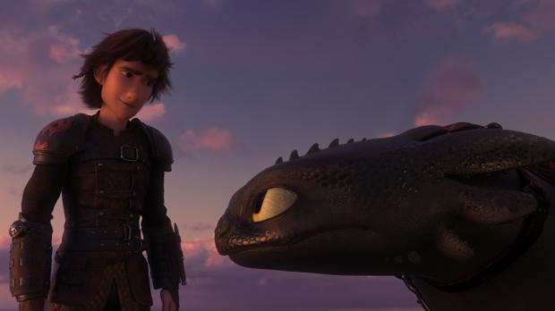 Cómo Entrenar A Tu Dragón 3 El Origen Del Dragón Más Temerario