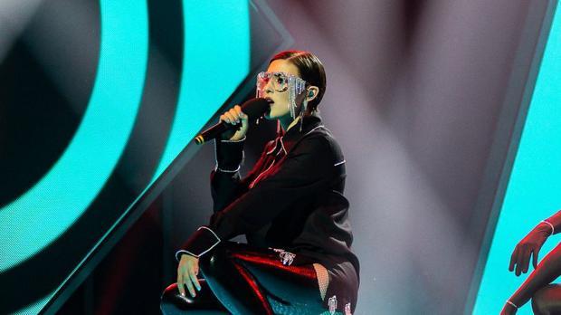 Maruv fue seleccionada el sábado 23 para representar a Ucrania en Eurovisión