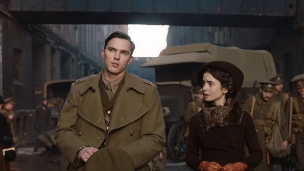 Escena de Tolkien, que llegará a nuestros cines en junio