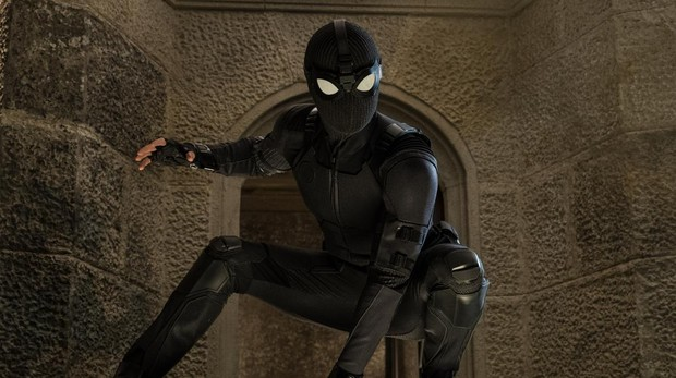 Escena de Spider-man: Lejos de casa