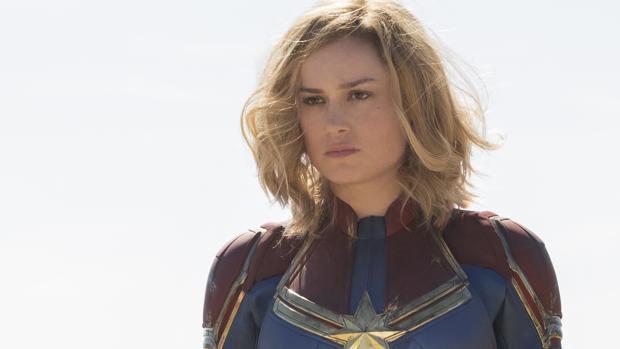 Brie Larson es «Capitana Marvel»