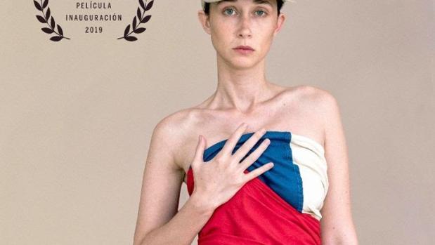 Detalle del cartel de Love me not, con Ingrid García-Jonsson