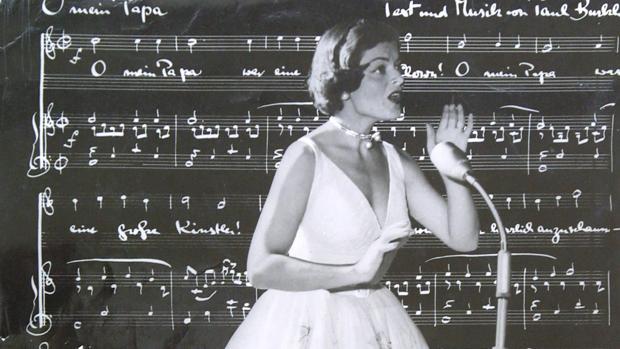 En 1956, Lys Assia se convirtió en la primera ganadora de Eurovisión