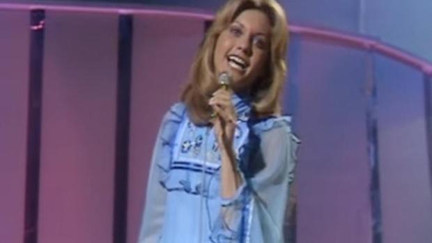Olivia Newton-John representó a Reino Unido en Eurovisión 1974