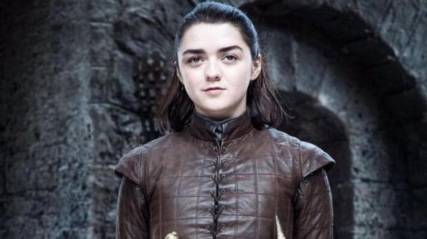Impresionante peinados juego de tronos Imagen De Consejos De Color De Pelo - Game of Thrones 8x05: La profecía de Melisandre sobre Arya ...