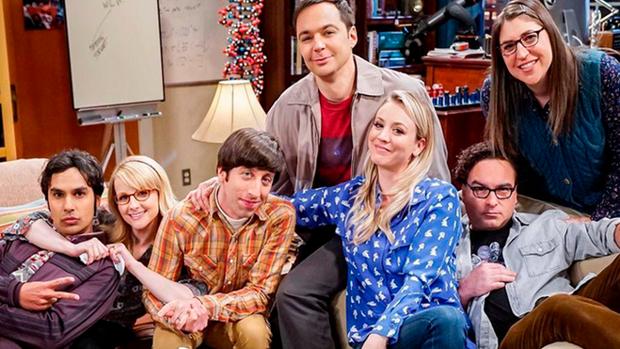 The Big Bang Theory: Así han cambiado los protagonistas de «The ...