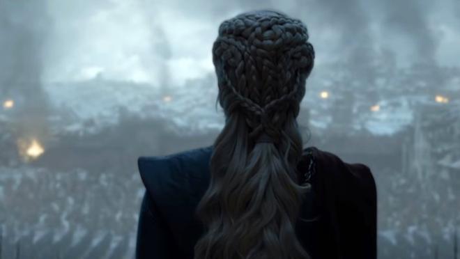 Juego de Tronos 8x06, una escena del capítulo final de la exitosa serie de HBO