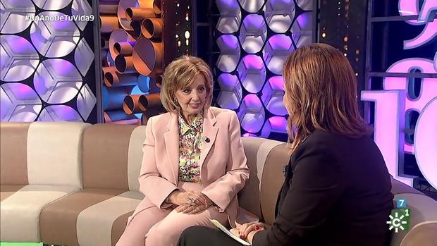 María Teresa Campos frente a Toñi Moreno en «Un año de tu vida»