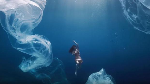 El «alma» del Mediterráneo luchado contra los plásticos