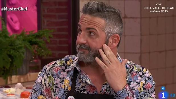 Carlos, este martes en «MasterChef»