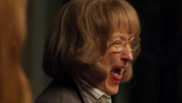 Crítica De Big Little Lies El Grito De Meryl Streep