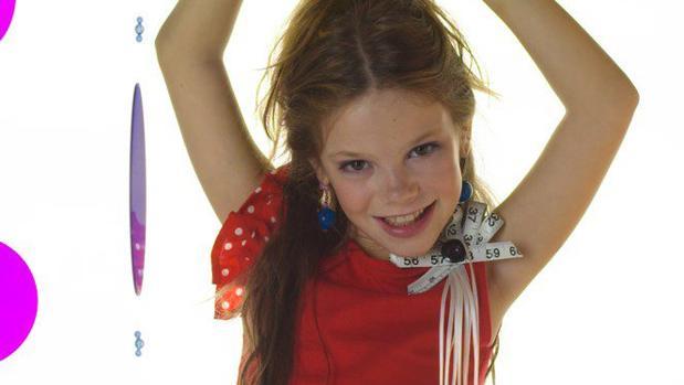 María Isabel ganó el festival de Eurovisión Júnior en 2004
