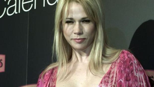 Miriam Reyes en un evento en el año 2003