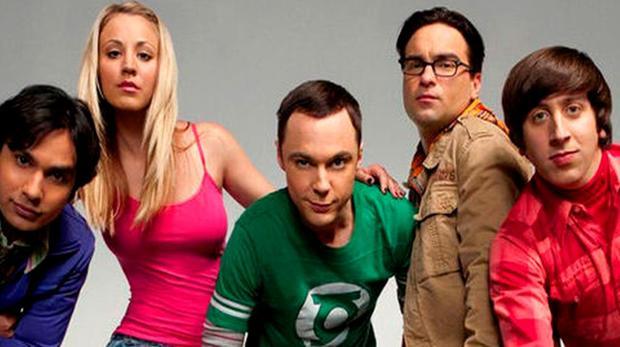 El elenco de The Big Bang Theory, una de las series más exitosas de CBS