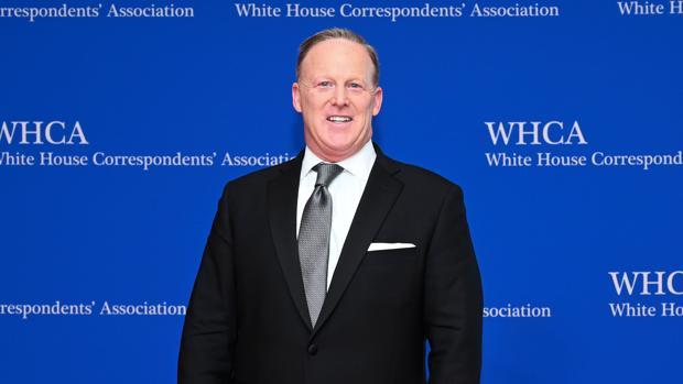 Sean Spicer, una imagen de archivo