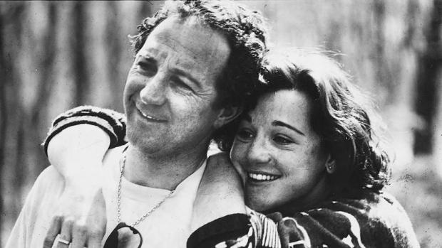 Paco y Blanca Fernández Ochoa