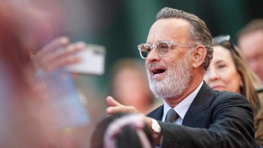 Tom Hanks Sudo Tinta Para Meterse En La Piel De Mr Rogers