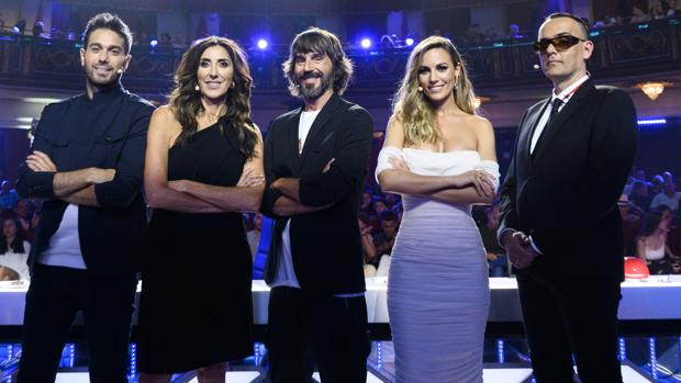 El jurado de la cuarta edición de «Got talent España»