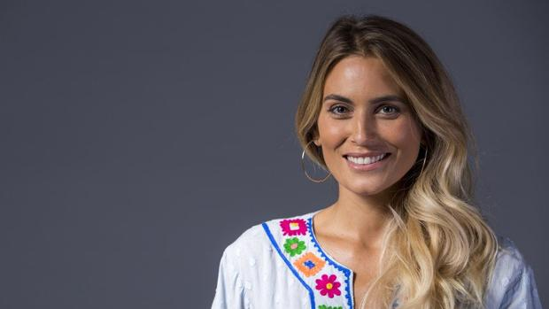La actriz Liliana Santos da vida a una enfermera