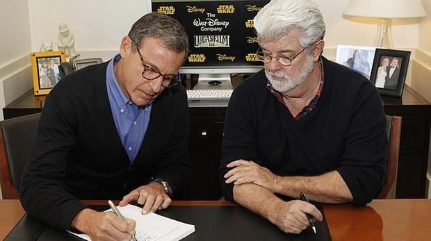 George Lucas vende Lucasfilm a Disney