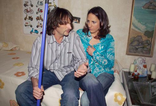 Fernando Tejero and Malena Alterio formed one of the most charismatic couples in fiction