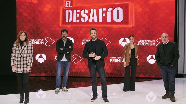 Carmen Ferreiro, Juan del Val, Roberto Leal, Tamara Falcó y Jorge Salvador