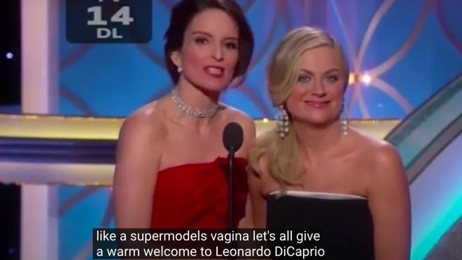 Esta es la broma de las presentadoras con la que más se aproximaron al estilo de Ricky Gervais