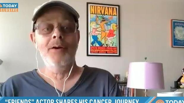 Una estrella de 'Friends' desvela que tiene cáncer tras el reencuentro