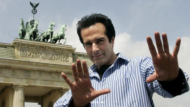 David Copperfield en Berlín