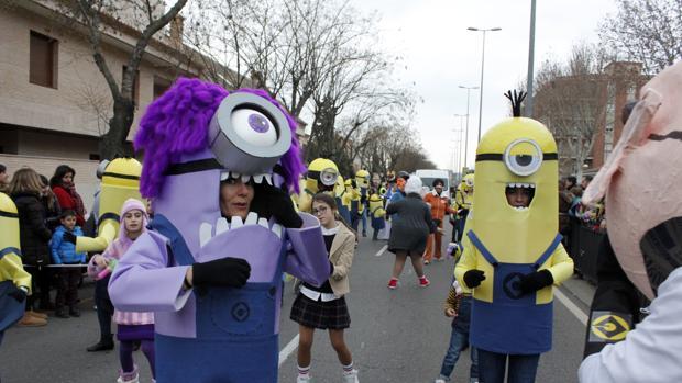 Minion, uno de los ejemplos de disfraces caseros y baratos para Carnaval 2019