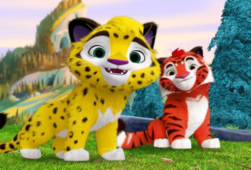 Leo y Tig son dos jóvenes amigos les encanta explorar el mundo y conocer su belleza y sus peligros