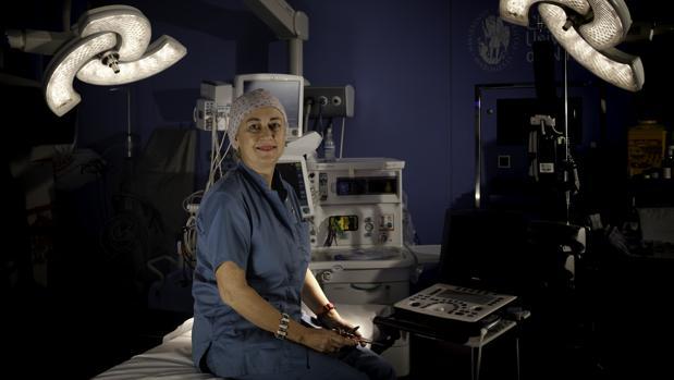 Isabel Rubio, directora del Área de Patología Mamaria de la Clínica Universidad de Navarra