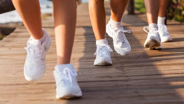 caminar rapido ayuda a adelgazar
