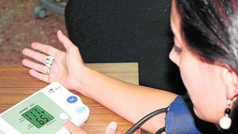 Medicina para la hipertensión de bata blanca