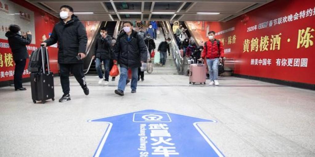 China evitó 700.000 contagios de coronavirus en los 50 primeros días gracias al confinamiento