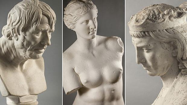 La Venus de Milo también habita en Sevilla