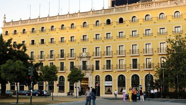 El Hotel Macarena