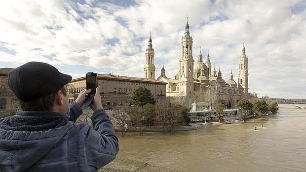 El río Ebro, cuya planificación hidrológica de la cuenca ha sido aprobada por el Gobierno