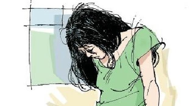 Ilustración de los efectos de la astenia primaveral