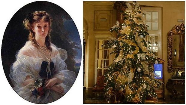 Sofía Troubetzkoy, duquesa de Sesto y marquesa de Alcañices