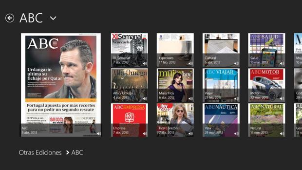 ABC aumenta su ventaja respecto a sus principales competidores